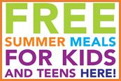 Summer Meal Program Logo