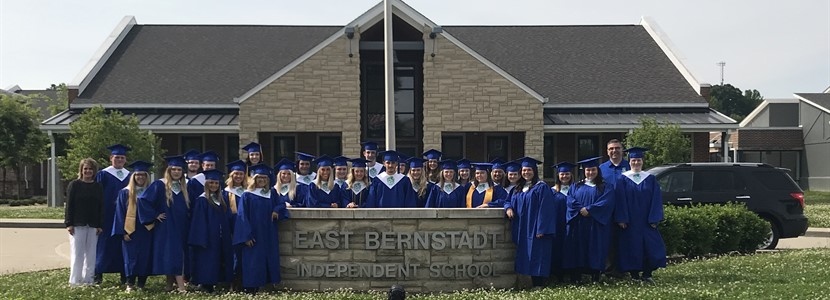 EB Alumni are 2019 North Laurel High School Graduates