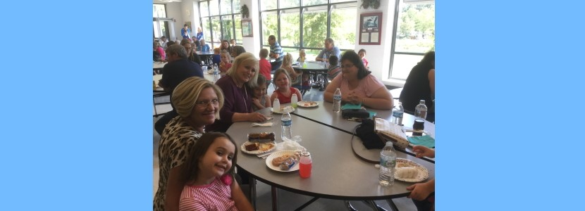 Kindergarten Grandparent's Day Celebration