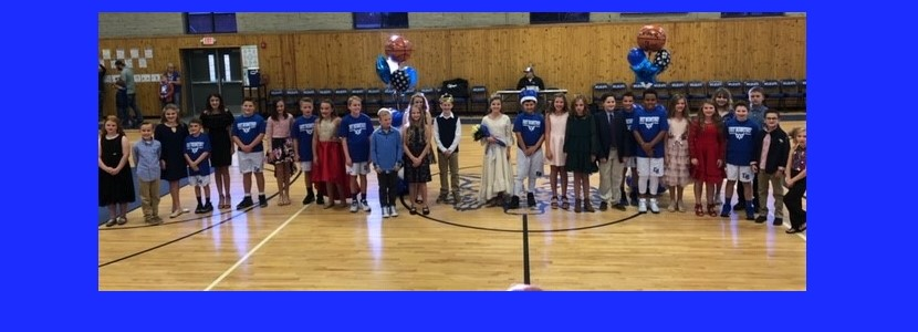 East Bernstadt Elementary Homecoming 2019