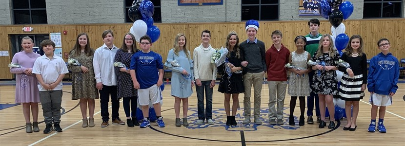 2019 EB Middle School Homecoming