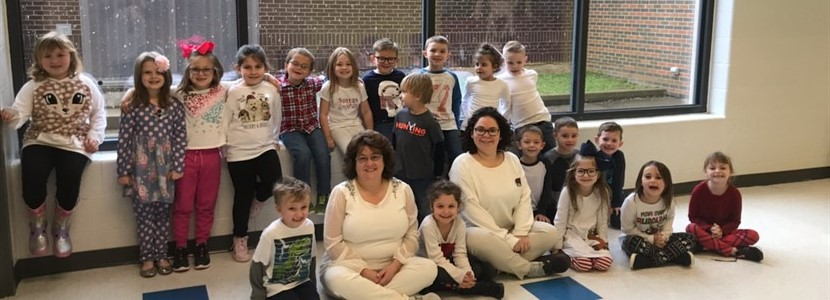Ms. Walden's Winter Wonderland White-Out