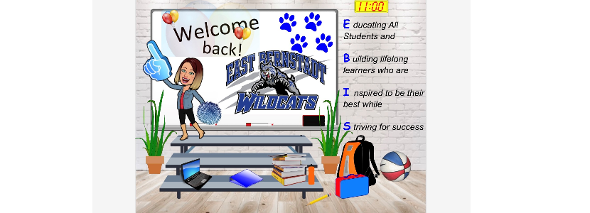 Welcome back, Wildcats!--  from the Principal, Mrs. Elza