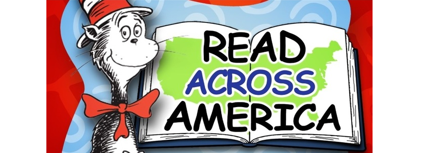 Read Across America Week at EBS:  March 1-5