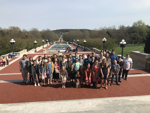 5th Grade Trip to Frankfort