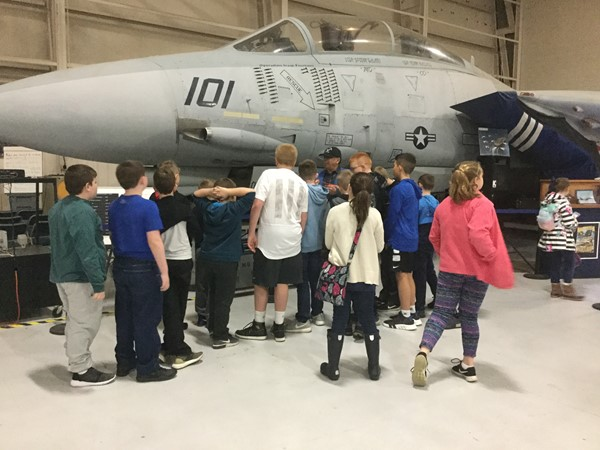 GT Field Trip 2018- Bluegrass Airport and Aviation Museum