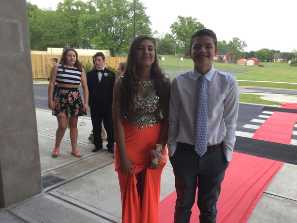 EB Middle School Prom, April 28, 2017