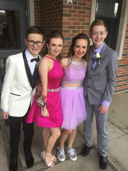 EB Middle School Prom 2019