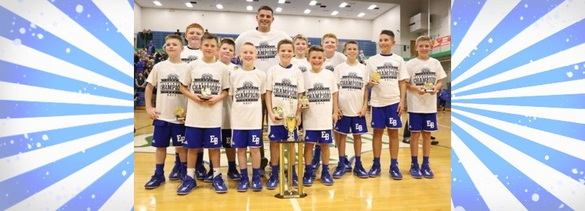 The 2017 Elementary Boys Champions!
