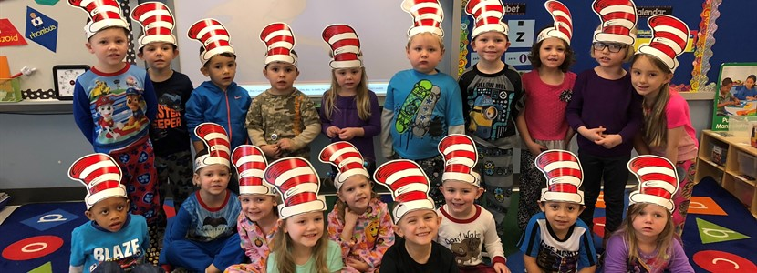 Read Across America 2018-  See Photo Galleries for more pictures!